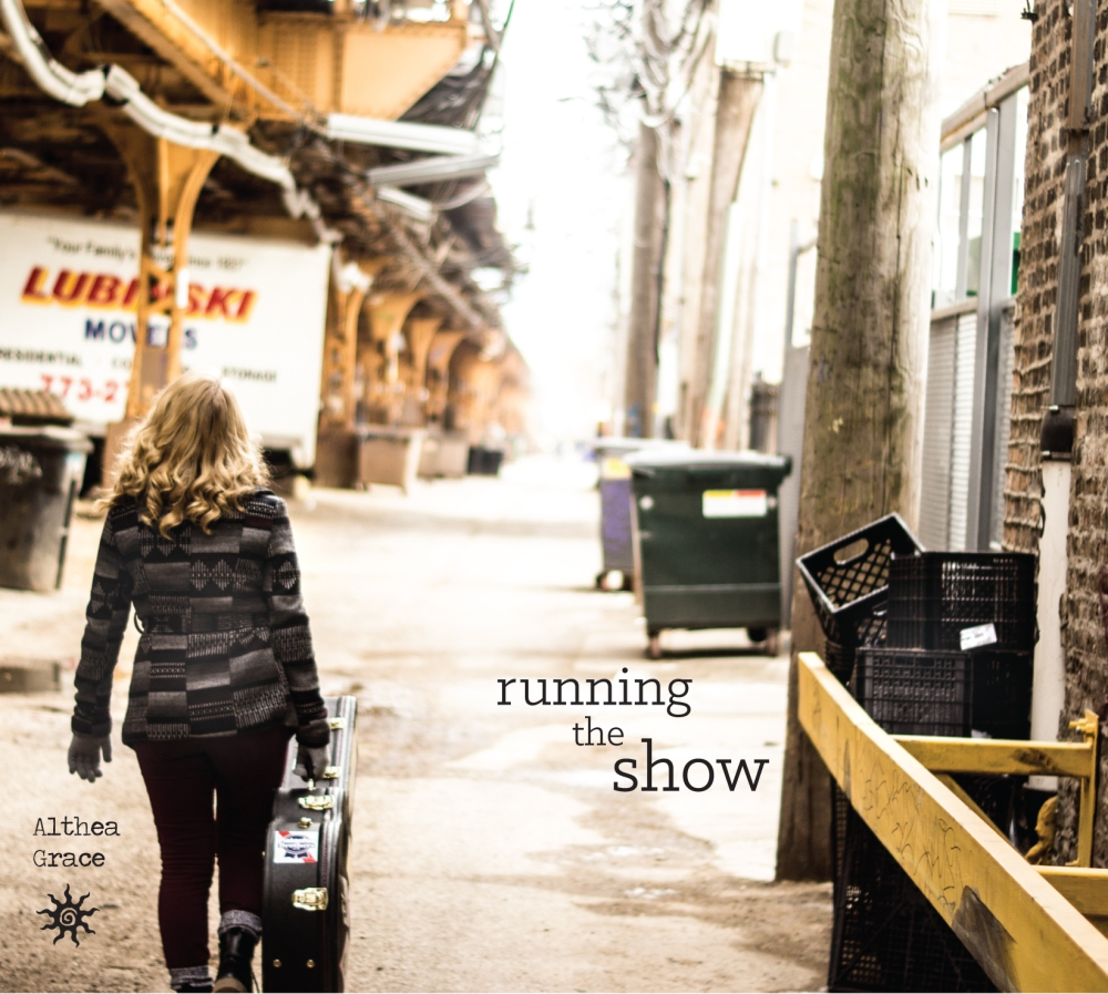 Running the Show cover